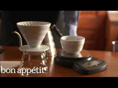 Bon Appetit/Stumptown Coffee Brew Guides: Hario V60