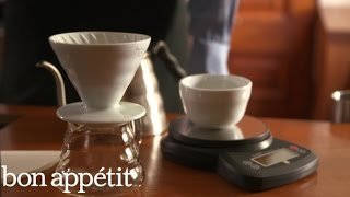Bon Appetit/Stumptown Coffee Brew Guides: Hario V60