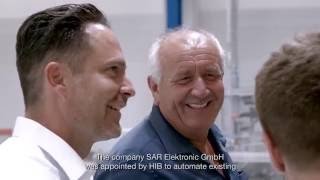 Getting Down To Refined Auto Parts, HIB Trim Part Solutions, Germany