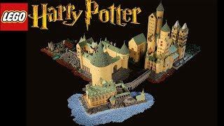 Top Ten Greatest LEGO Harry Potter MOCS 2017!