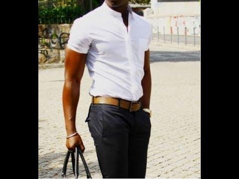 Moda Casual | Outfits | Camisa Manga Corta
