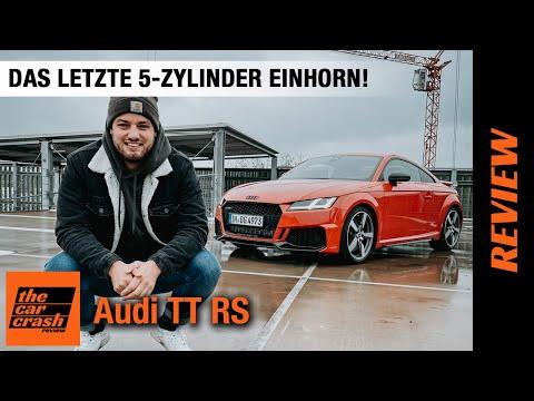 2021 Audi TT RS (400 PS) Unterwegs im letzten 5-Zylinder Einhorn! ❌🦄❌ Fahrbericht | Review | Test
