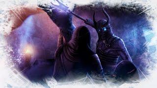 Skyrim mod Requiem [8] Голыми руками убил военачальника драугров на 6 уровне!