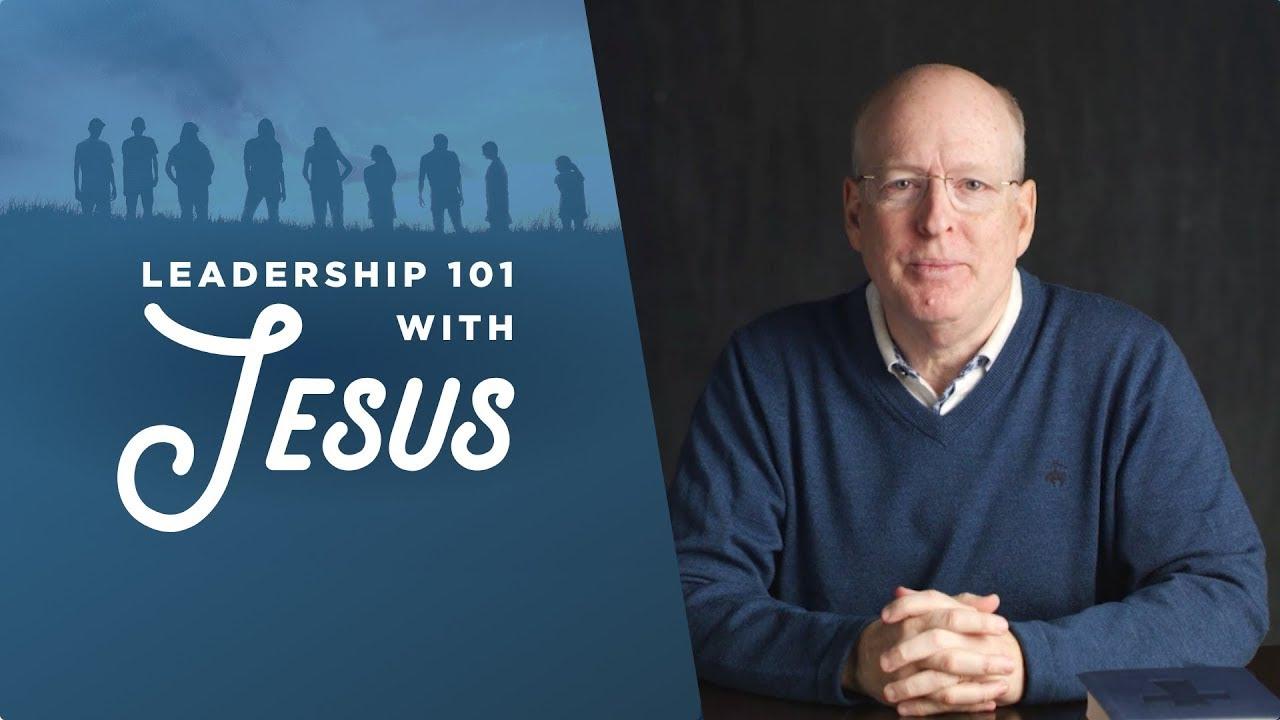 Leadership 101 with Jesus