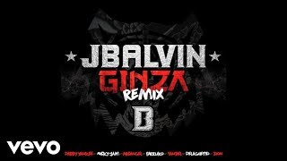 Ginza Remix (Audio) - Daddy Yankee (Video)