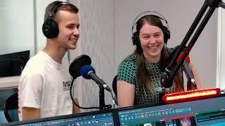 Radio Bevrijdingsfestival 2021 - Dorien & Hidde - Interview