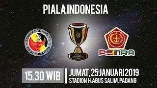 Live Streaming Piala Indonesia, Semen Padang Vs PS Tira, Jumat Pukul 15.00 WIB