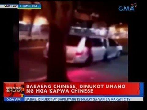 UB: Babaeng Chinese, dinukot umano ng mga kapwa Chinese
