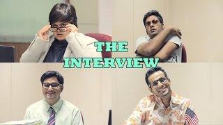 THE INTERVIEW (CHAALO GUJARAT)