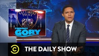 Uncovering Discrimination at the Baltimore Police Department: The Daily Show