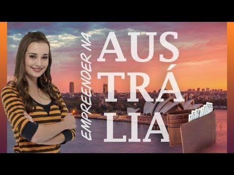 Já pensou em empreender na Austrália?