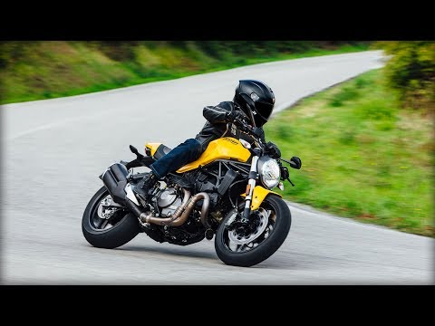 2020 Ducati Monster 821 in Medford, Massachusetts - Video 1