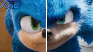 Sonic Movie Finds Jesus, Internet Hails Redesign In New Trailer