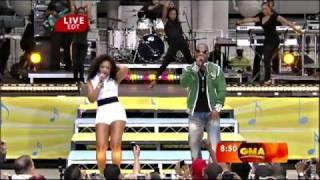 Ashanti Feat. Ja Rule   Always On Time (Live)