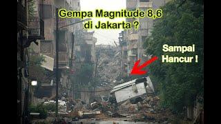 TRAILER SIMULASI GEMPA BUMI BPBD DKI JAKARTA