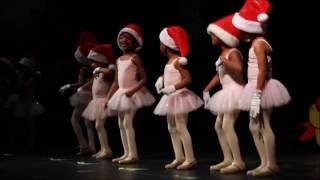 Hamilton Academy of the Arts Christmas Show Montage 2016