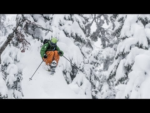 Video: Mt Baker  - The Good Life - Pacific North West