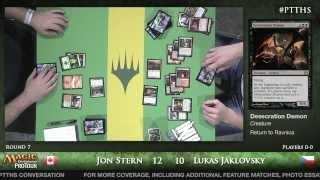 Pro Tour Theros - Standard Round 7 - Jon Stern vs. Lukas Jaklovsky
