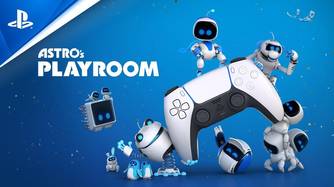 Desata el poder del mando inalámbrico DualSense con Astro's Playroom
