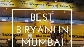 #DelhiDarbar Best Biryani In Mumbai   Jaffer Bhai's Delhi Darbar   Bullet Rider