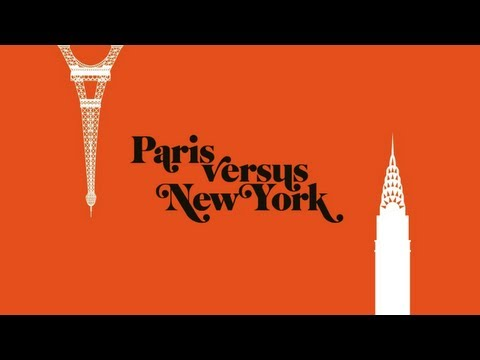 Resenha - Paris versus New York