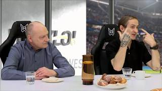 """Robert Podoliński oraz Leszek (Eldo) Kaźmierczak gośćmi programu """"Stan Futbolu"""""""