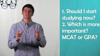When to Start Studying for the MCAT - 99th Percentile MCAT Tips