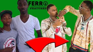 THE REAL REASON Why Key Glock Signed To His First Cousin Young Dolph| 's Paper Route Empire FEATURED