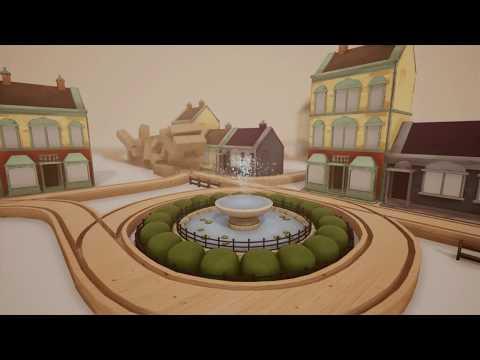 Tracks - The Train Set Game: Gameplay Reveal Trailer thumbnail