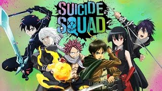 Anime Suicide Squad Amv Heathens