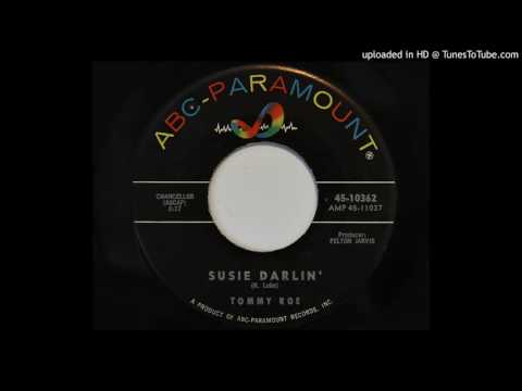 Tommy Roe - Susie Darlin' (ABC-Paramount 10362)