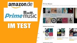 Amazon Prime Music im Test