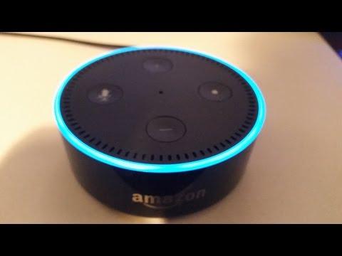 Amazon Echo Dot 2nd Generation (Alexa) Review