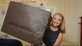 Louis Vuitton Birthday Unboxing!