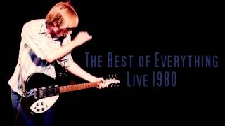 """The Best of Everything"" LIVE 1980 Tom Petty and the Heartbreakers + RARE EXTRA VERSE"