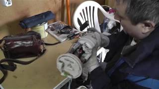 Замена топливного фильтра Ниссан X-trail T31