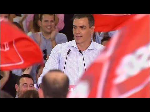 Στο ρυθμό των εκλογών η Ισπανία