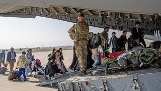 video: Give medals to soldiers involved in Afghanistan evacuation, says Defence Secretary