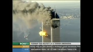16 éve volt 9/11 - Echo Tv