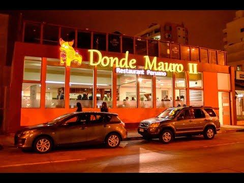 Inauguración Restaurant Donde Mauro II