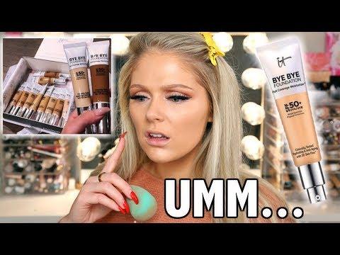 It Cosmetics x ULTA Airbrush Smoothing Foundation Brush #102 by IT Cosmetics #5