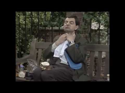 Mr. Bean's sandwich