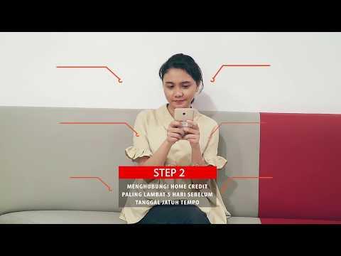 5 Langkah Melunasi Cicilan Home Credit di Awal