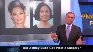 Ashley Judd Plastic Surgery Rumors Medical Course