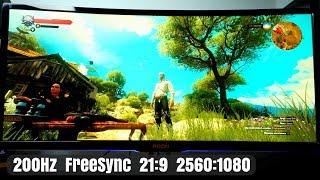 Recenzja monitora dla graczy AG352QCX od AOC