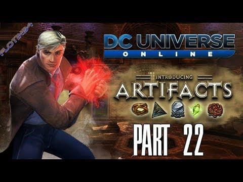 DC Universe Online #22 |  Constantine - Z Pekla na Apokolipsu