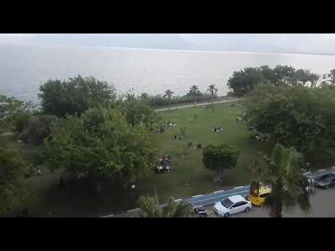 Falez 2 Park alanı adeta piknik alanına döndü