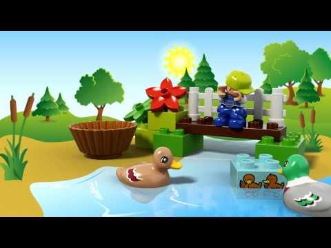 Vidéo LEGO Duplo 10581 : Les canards