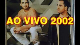 Cada Volta é um Recomeço/Pior é te Perder/Amor Selvagem ● Zezé Di Camargo e Luciano AO VIVO 2002
