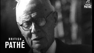 Charles Pathe Speech (1946)